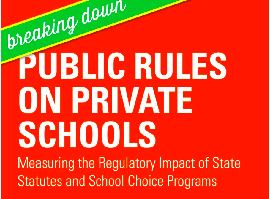New Study Suggest Voucher Programs Are >> Study Shows Milwaukee S Voucher Program Is Most Government Regulated