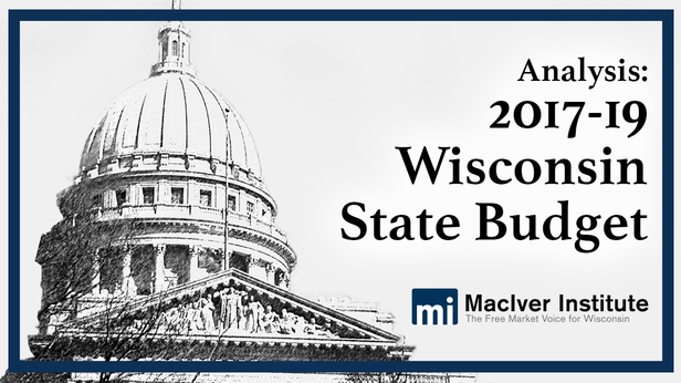 COMPLETE ANALYSIS: The 2017-19 Wisconsin State Budget | MacIver
