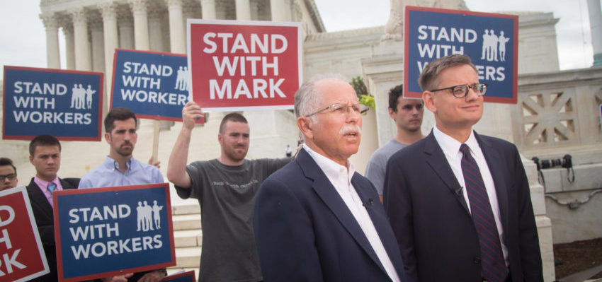 Just The Beginning? SCOTUS Janus Ruling Could Cost Unions ...